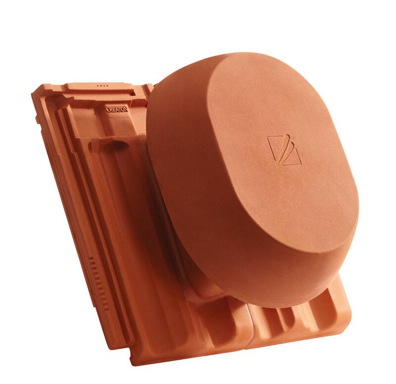 RUS SIGNUM keramički odzračnik 150/160 mm sa adapterom za foliju