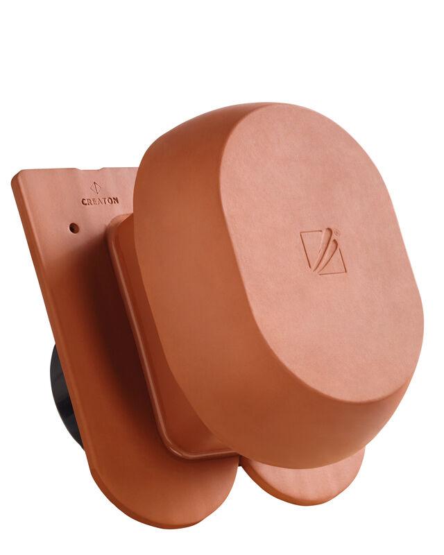 KLASSIK zaobljeni kroj SIGNUM keramički odzračnik 150/160 mm sa adapterom za foliju