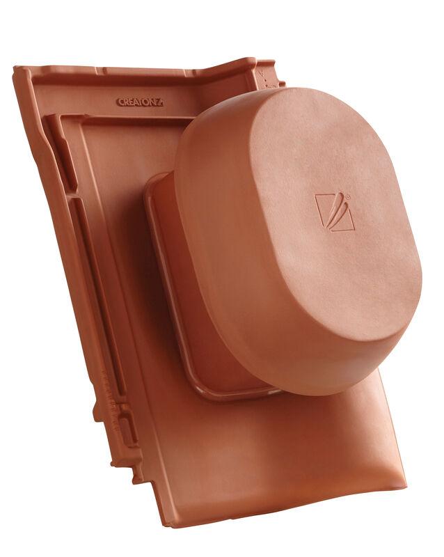 MAG SIGNUM keramički odzračnik 125 mm sa pomičnim poklopcem, adapter za foliju i fleksibilno crijevo