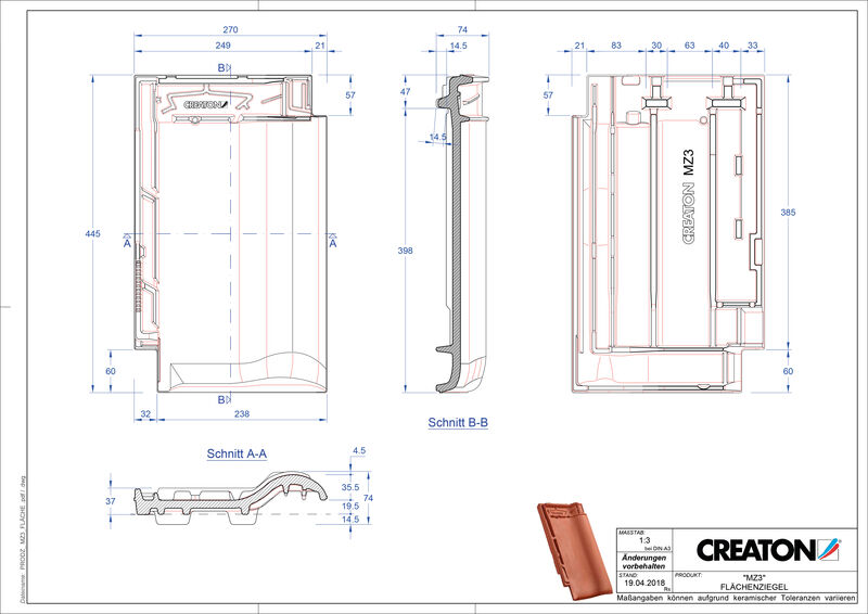 Proizvod CAD file MZ3 NEU  FLA
