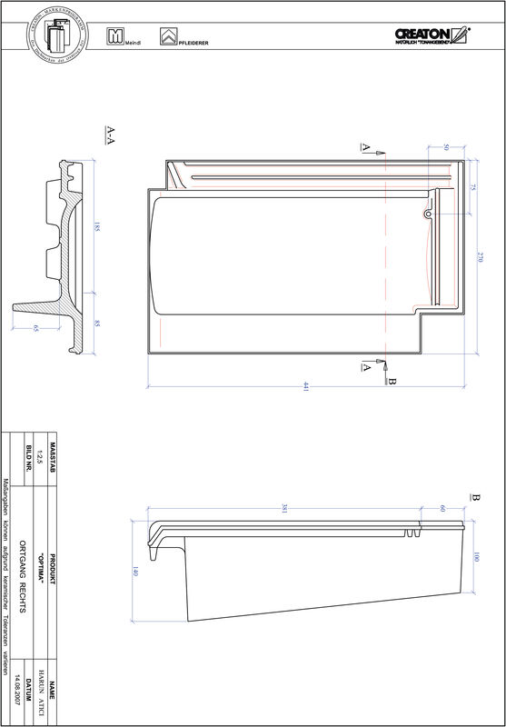 Proizvod CAD file OPTIMA rubni desni OGR