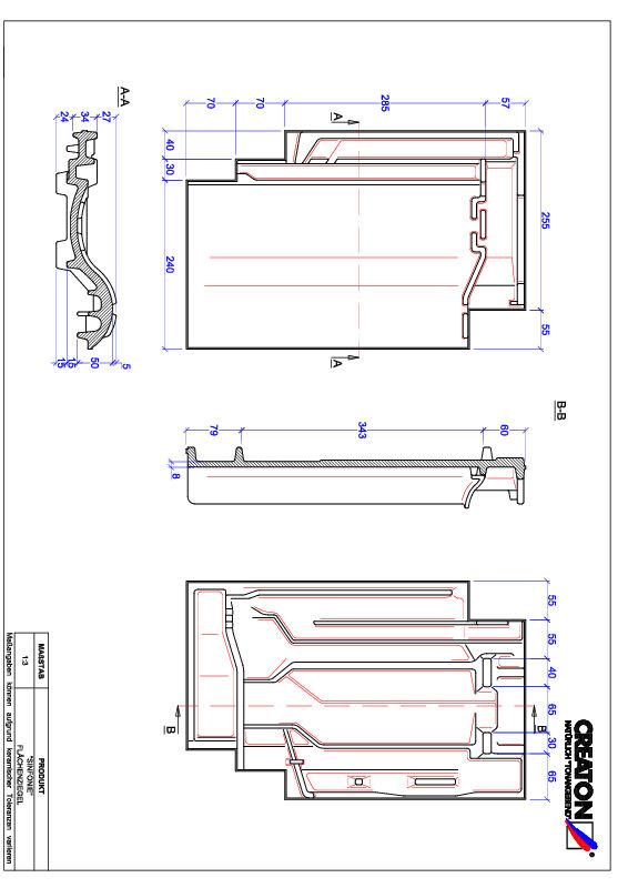 Proizvod CAD file SINFONIE  FLA
