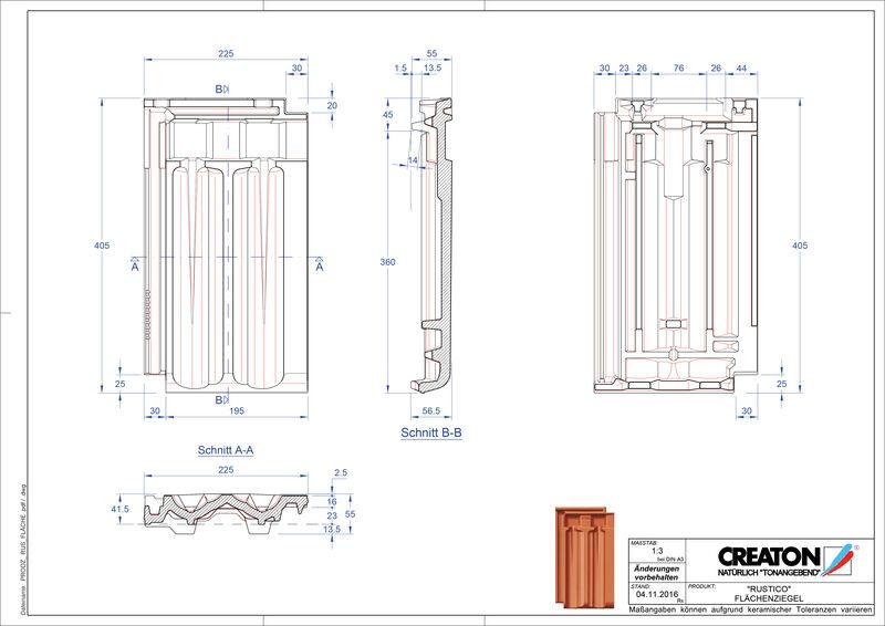 Proizvod CAD file RUSTICO  FLA