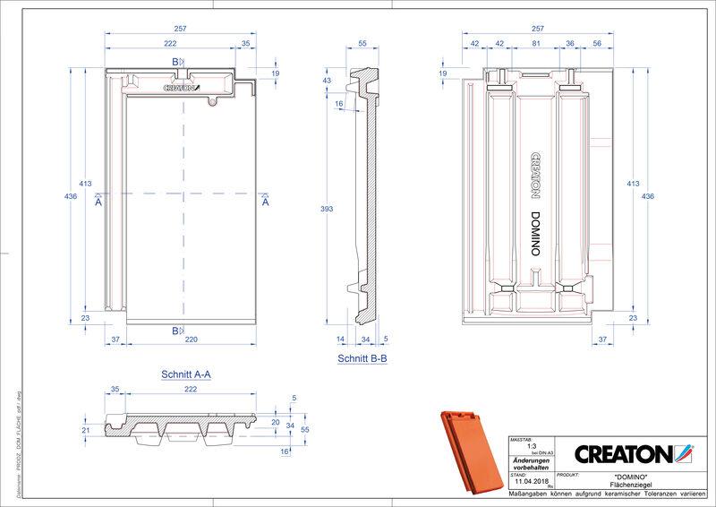 Proizvod CAD file DOMINO  FLA