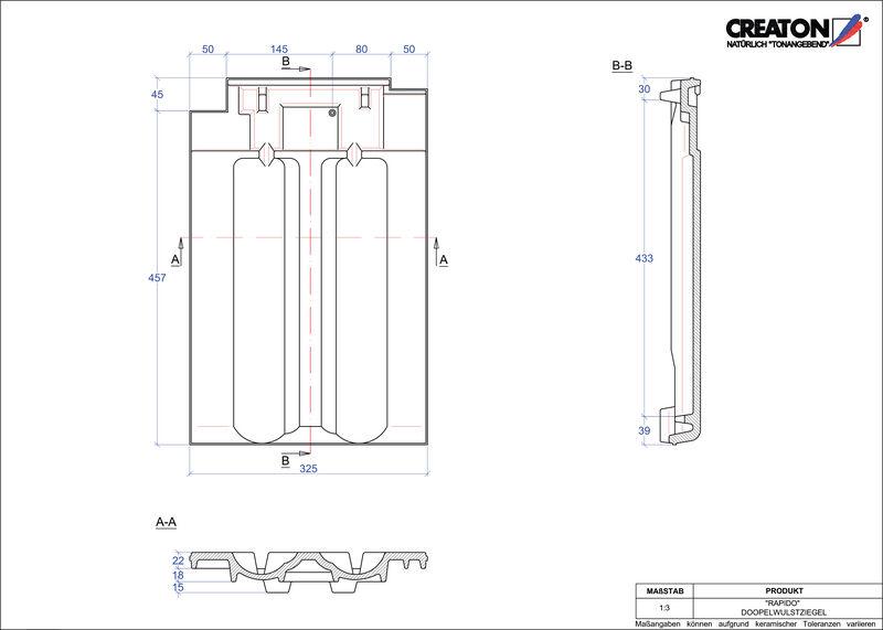 Proizvod CAD file RAPIDO crijep sa dva vala DWZ