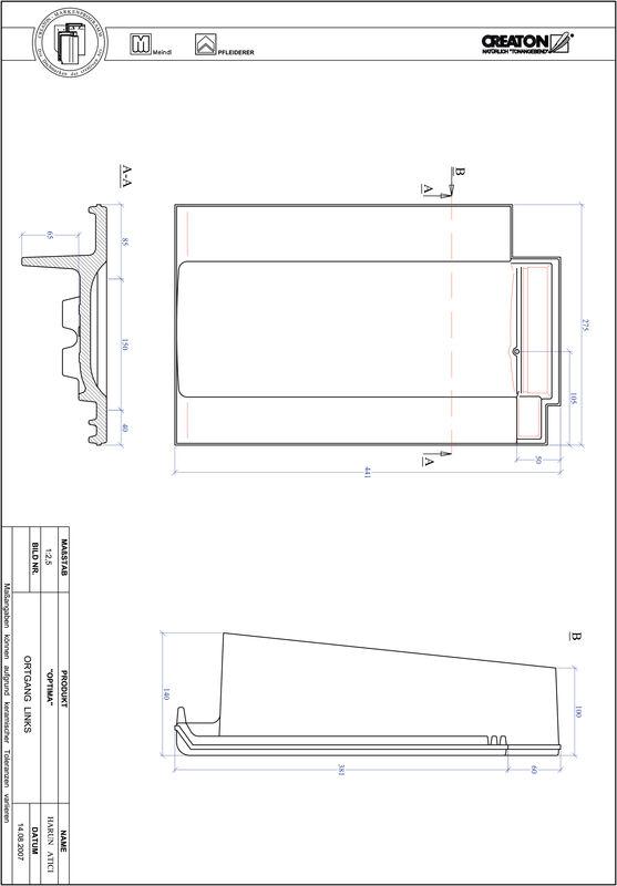 Proizvod CAD file OPTIMA rubni lijevi OGL