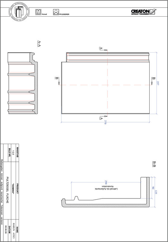 Proizvod CAD file DOMINO pult crijep PULTFLA