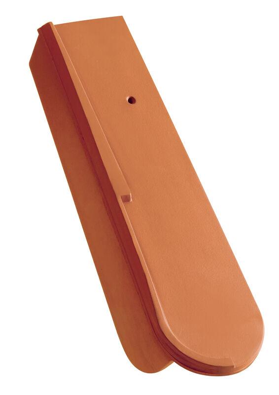 SASKI BIBER (PROFIL - SEGMENTNOV KROJA) 15.5X38X1.2 sa 3 žljeba, segment rez  odzračni crijep