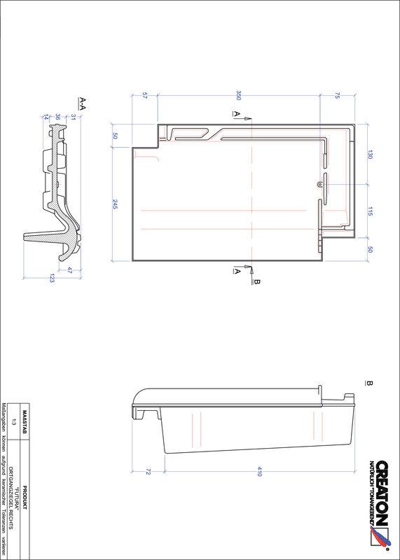 Proizvod CAD file FUTURA rubni desni OGR