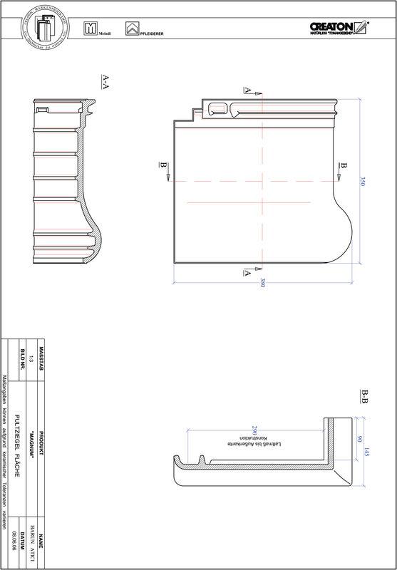 Proizvod CAD file MAGNUM pult crijep PULTFLA