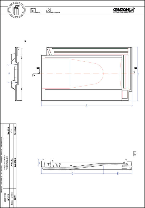 Proizvod CAD file OPTIMA odzračnik LUEFTZ