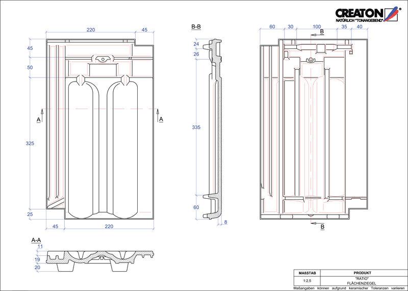 Proizvod CAD file RATIO  FLA