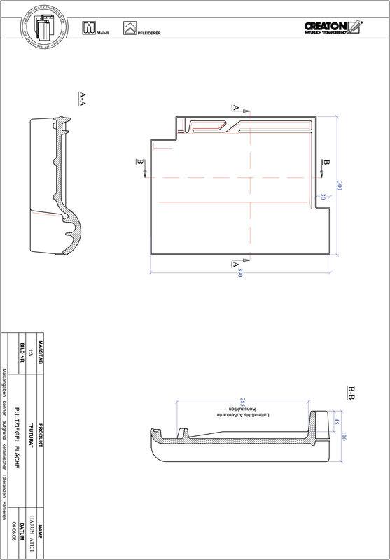 Proizvod CAD file FUTURA pult crijep PULTFLA