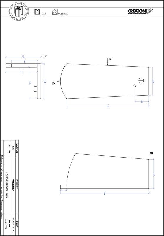 Proizvod CAD file AMBIENTE segmentni rez SEG-OGL-3-4
