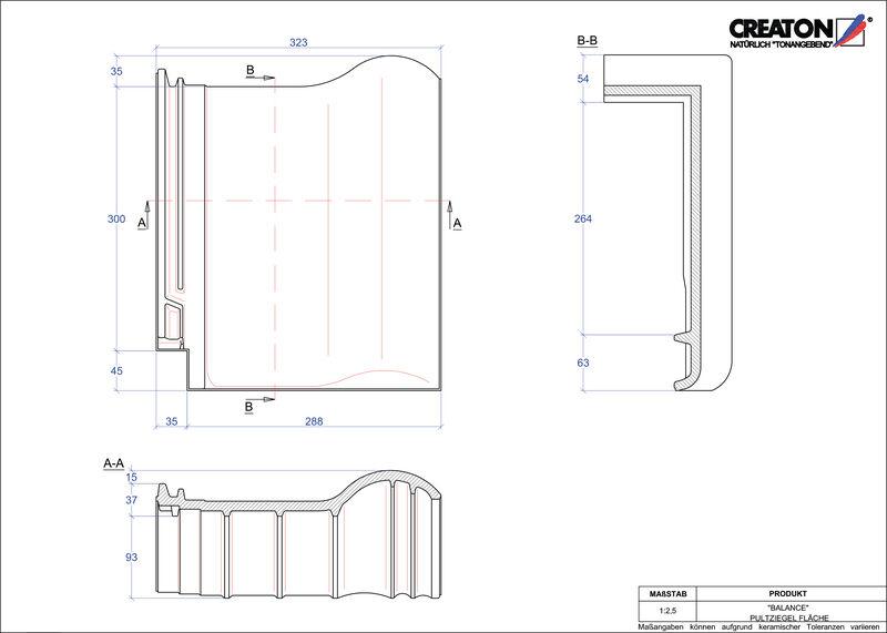 Proizvod CAD file BALANCE pult crijep PULTFLA