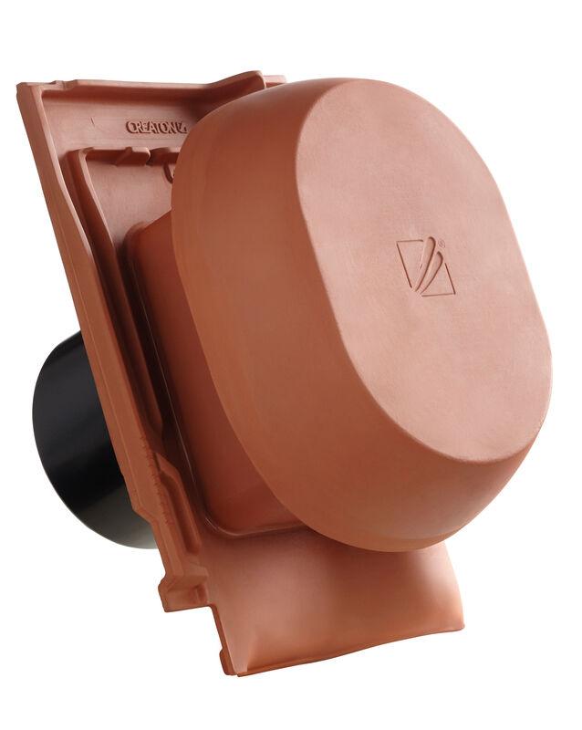 FUT SIGNUM keramički parna vent DN 150/160 mm uklj. adapter za nadstrešnice
