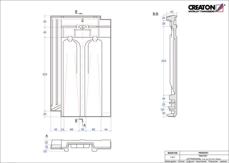 Proizvod CAD file RATIO odzračnik LUEFTZ