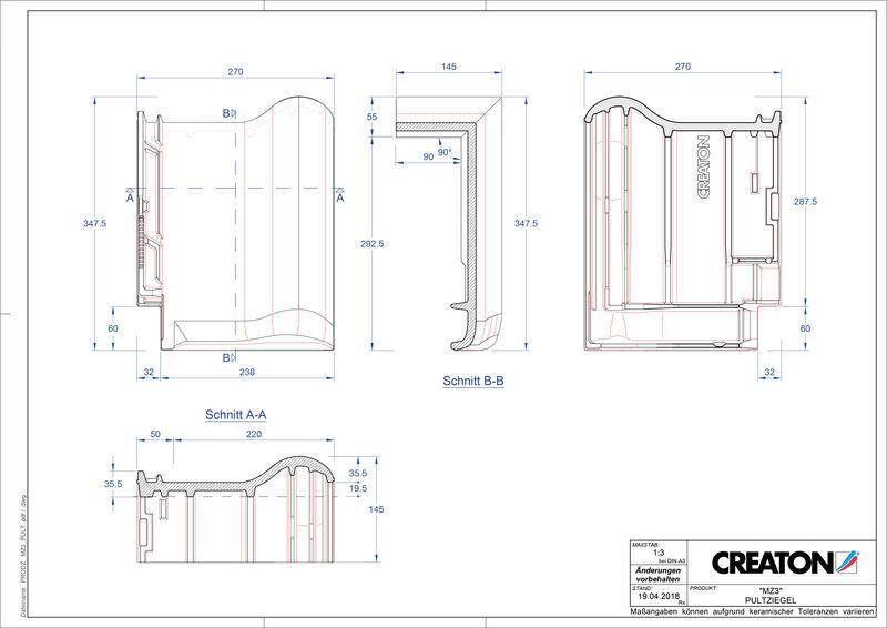 Proizvod CAD file MZ3 NEU pult crijep PULT