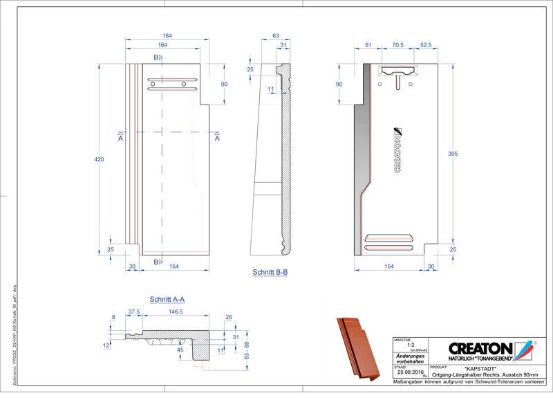 Proizvod CAD file KAPSTADT rubni desni OGR-halb-90