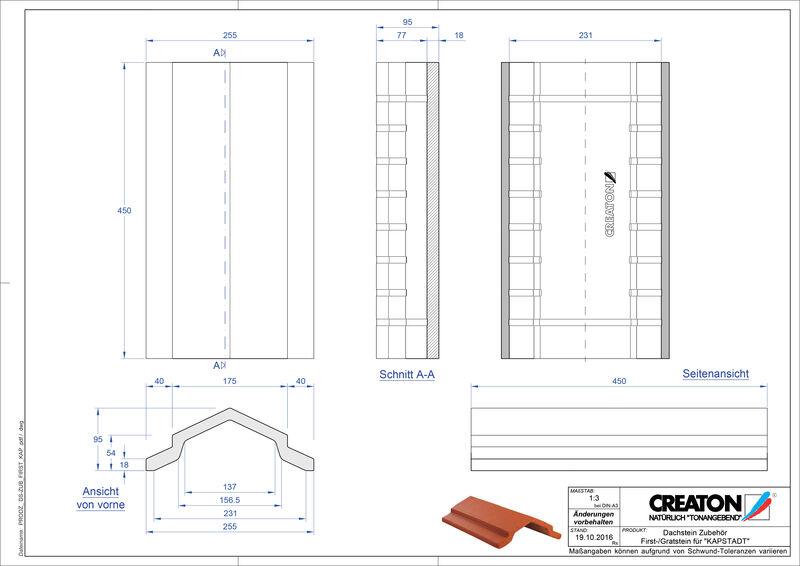 Proizvod CAD file KAPSTADT dodaci FIRST-Firststein