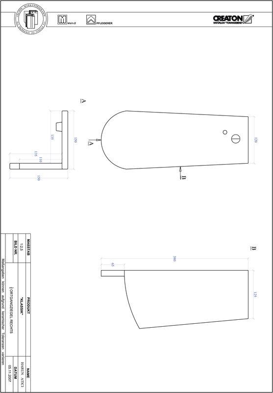 Proizvod CAD file KLASSIK zaobljeni RUND-OGR-3-4
