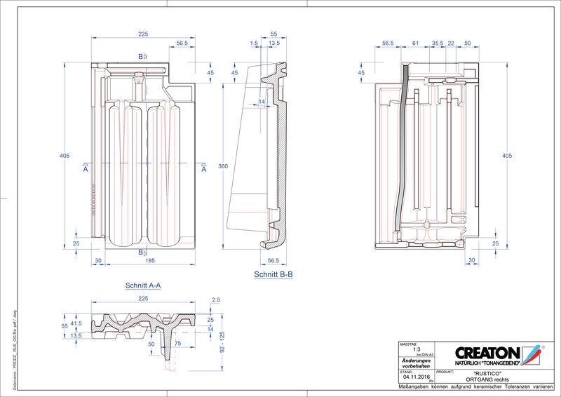 Proizvod CAD file RUSTICO rubni desni OGR